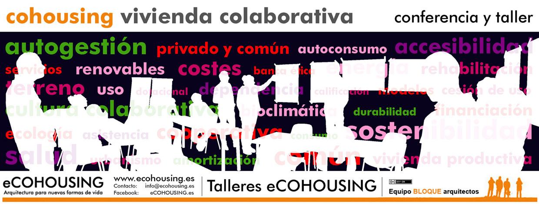 eCOHOUSING Conferencia y taller