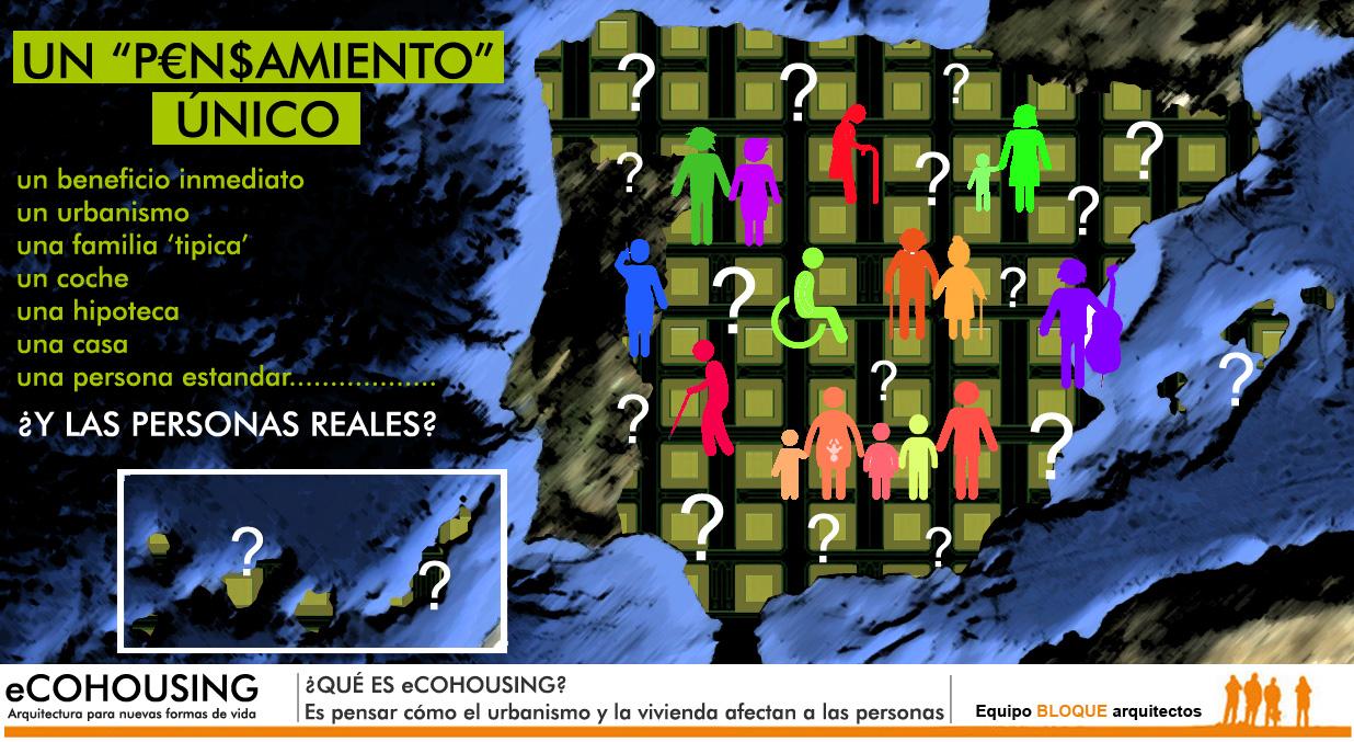 eCOHOUSING_PENSAMIENTO UNICO