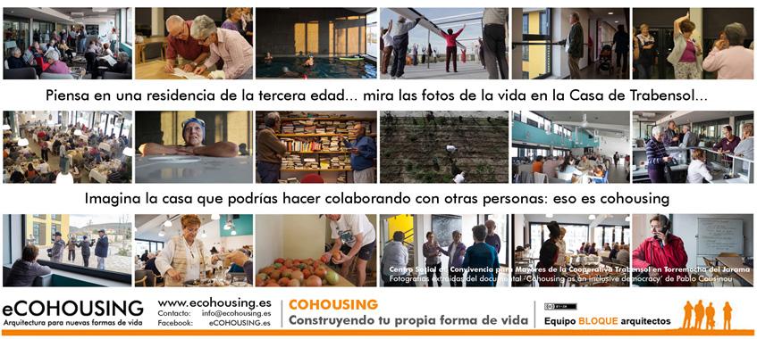 eCOHOUSING La vida de Trabensol en su Centro Social de Convivencia para Mayores
