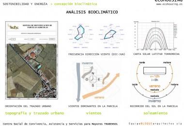 Bioklimatische Planung TrabensoI Center (I)