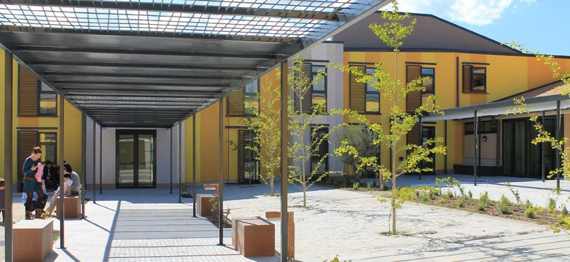 eCOHOUSING cohousing-vivienda colaborativa ESPACIOS COMUNES