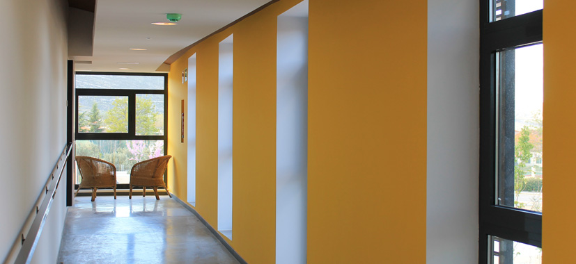 eCOHOUSING cohousing-vivienda colaborativa GRADOS DE CONVIVENCIA INTIMIDAD