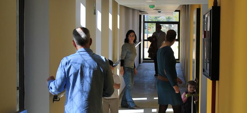 eCOHOUSING cohousing-vivienda colaborativa NUEVAS FORMAS DE HABITAR