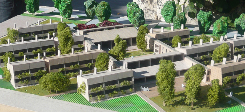 eCOHOUSING cohousing-vivienda colaborativa PROYECTO TRABENSOL