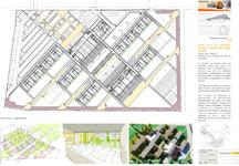 eCOHOUSING Proyecto de arquitectura del Centro de Mayores Trabensol-resumen 1