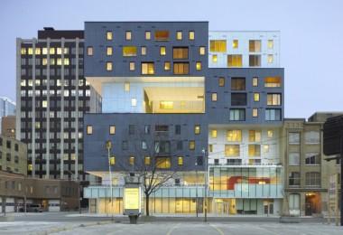 Cohousing para profesionales de la hostelería en Toronto