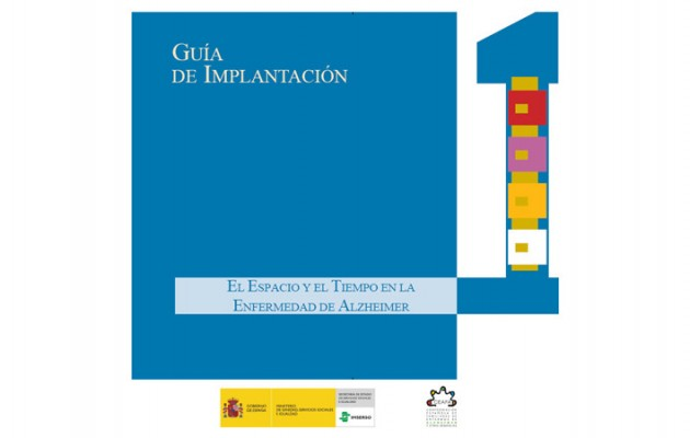 Publication 'Space and time in Alzheimer's Disease. Implementation guide'