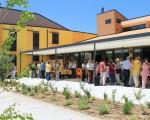 Fiesta de inauguración del Centro Social de Convivencia para Mayores Trabensol