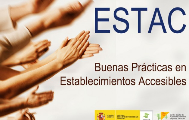 Publication 'ESTAC. Good practice in accesible establishments'