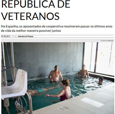 El Centro de Mayores Trabensol llega a Brasil