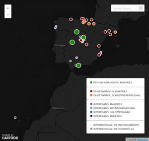 cohousing vivienda colaborativa en España