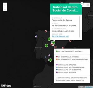 cohousing vivienda colaborativa en funcionamiento en España