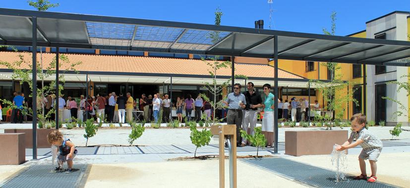 eCOHOUSING Equipo Bloque Arquitectos