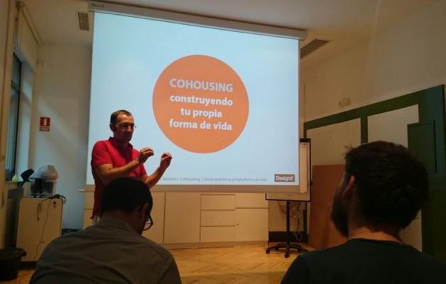 Charla Cohousing en Designit | Construyendo tu propia forma de vida