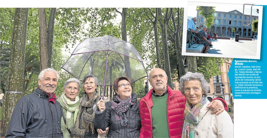 cohousing mayores euskadi