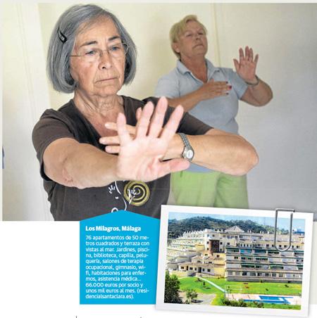 cohousing mayores málaga