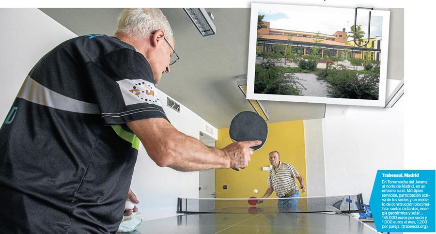 cohousing mayores madrid
