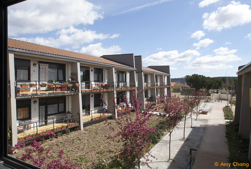 Jardines cohousing - Trabensol