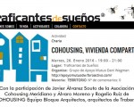 Cohousing Talk at Traficantes de Sueños – Meridiano Association and eCOHOUSING