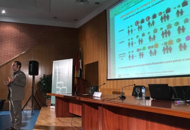 eCOHOUSING at the Sustainable Conference in Badajoz
