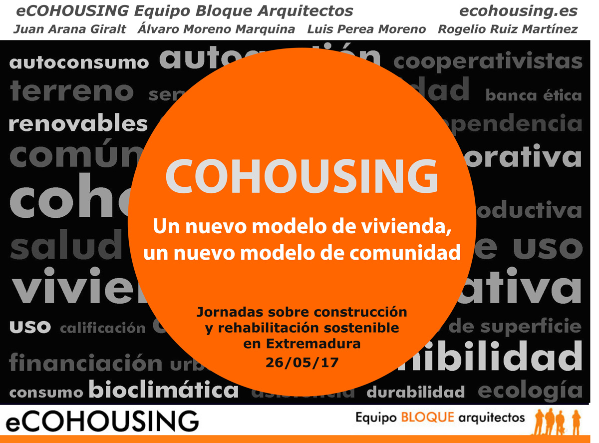 cohousing sostenible