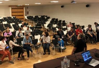 Presentación Brisas Canarias. Primer cohousing totalmente inclusivo con la discapacidad