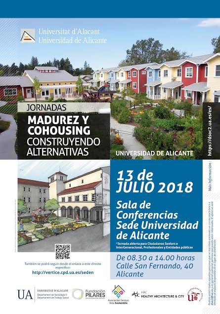 Jornada Madurez y Cohousing Alicante