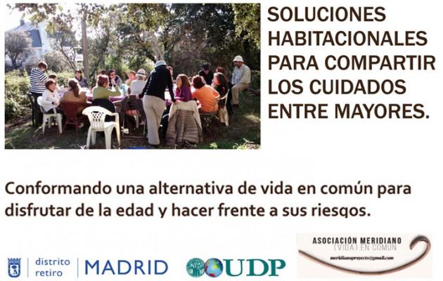 Jornadas Compartiendo Cuidados con la Asociacion Meridiano y la UDP