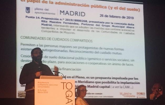 (Español) Juntarse ToGather Arquitectura y Urbanismo para crear comunidades