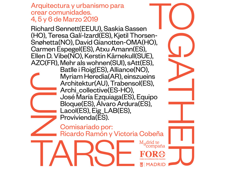 seminario juntarse togather cohousing