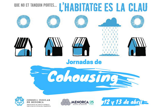 Jornadas cohousing Menorca en el Consell Insular