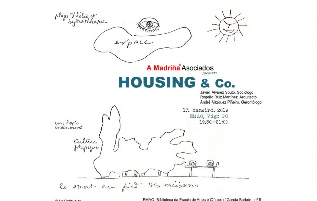Cohousing in Vigo | Giving cohousing a chance!!!