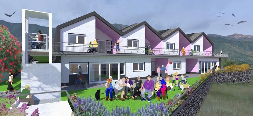 eCOHOUSING Cohousing Inclusivo Brisas Canarias