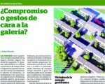 Arquitectura bioclimática del Centro Trabensol en la revista Enova nº8