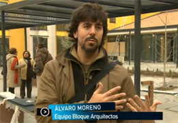 Trabensol Senior Centre in 'Documentos TV' on La 2 RTVE channel